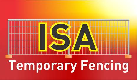 Isa Temporary Fencing