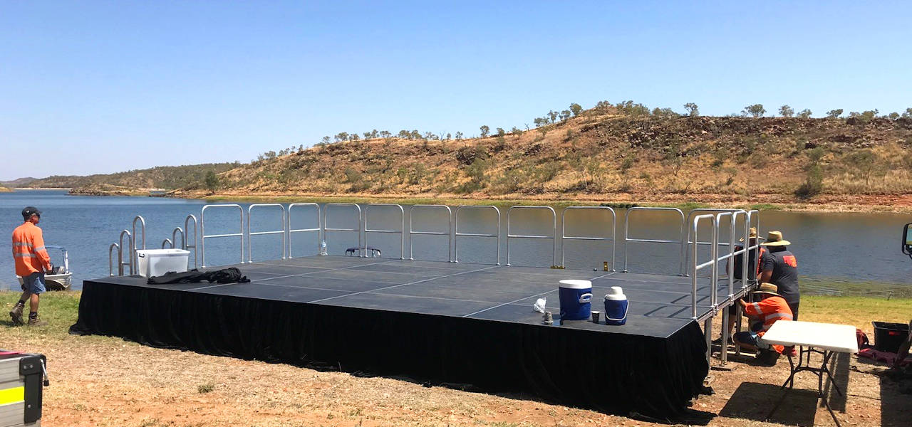 Stage - Fishing classic stage 2018