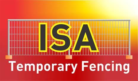 Isa Temporary Fencing